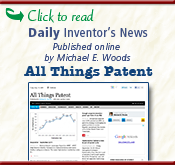 All Things Patent online newspaper